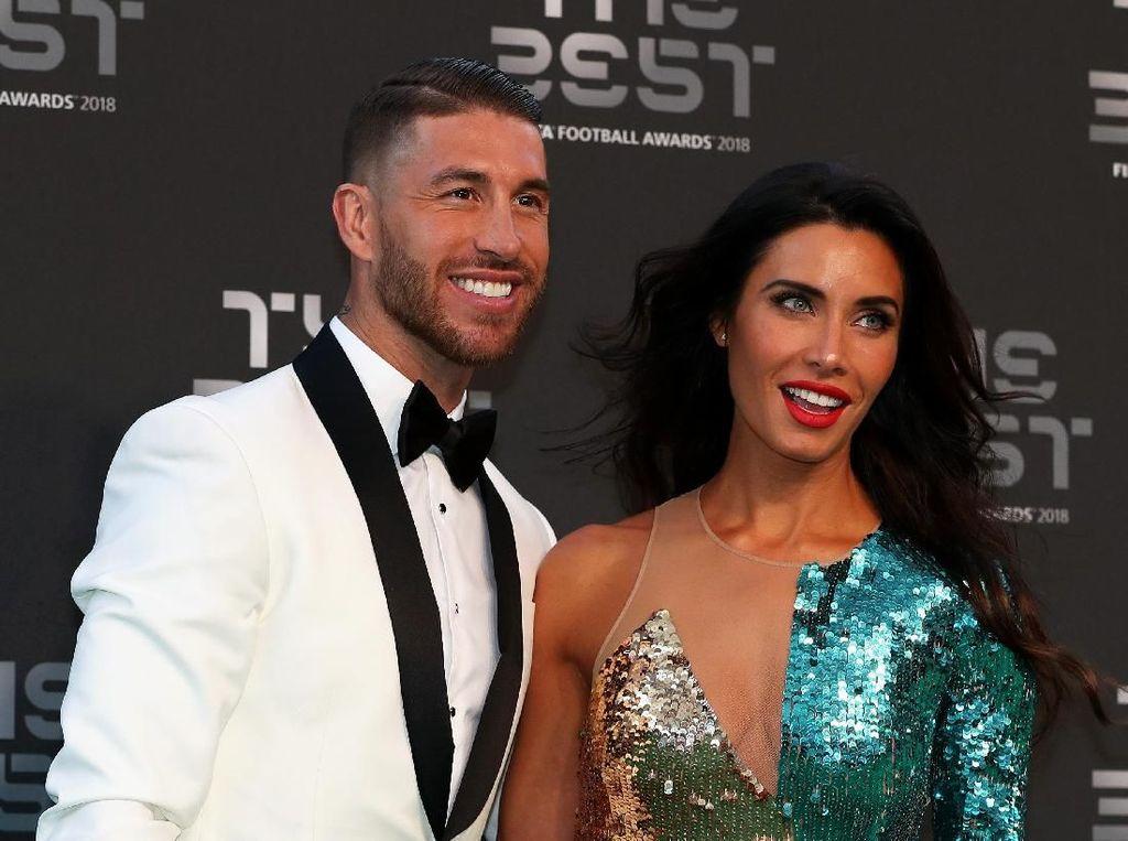 Sergio Ramos Menikah: Pique Diundang, Ronaldo Tidak