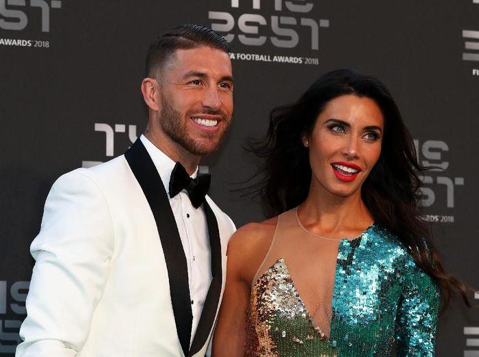 Sergio Ramos dan Pilar Rubio akan menikah di akhir pekan ini (Dan Istitene/Getty Images)