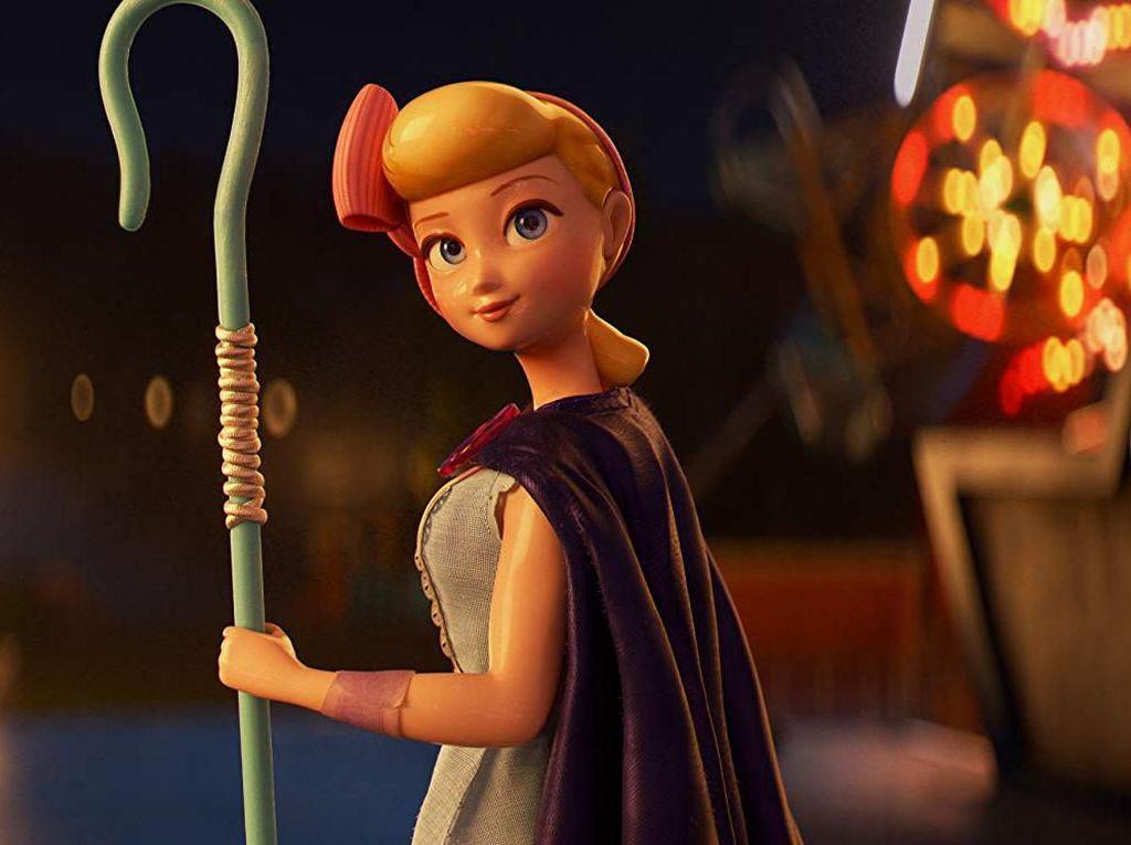 Perubahan Karakter Bo Peep di Kisah Toy Story 4