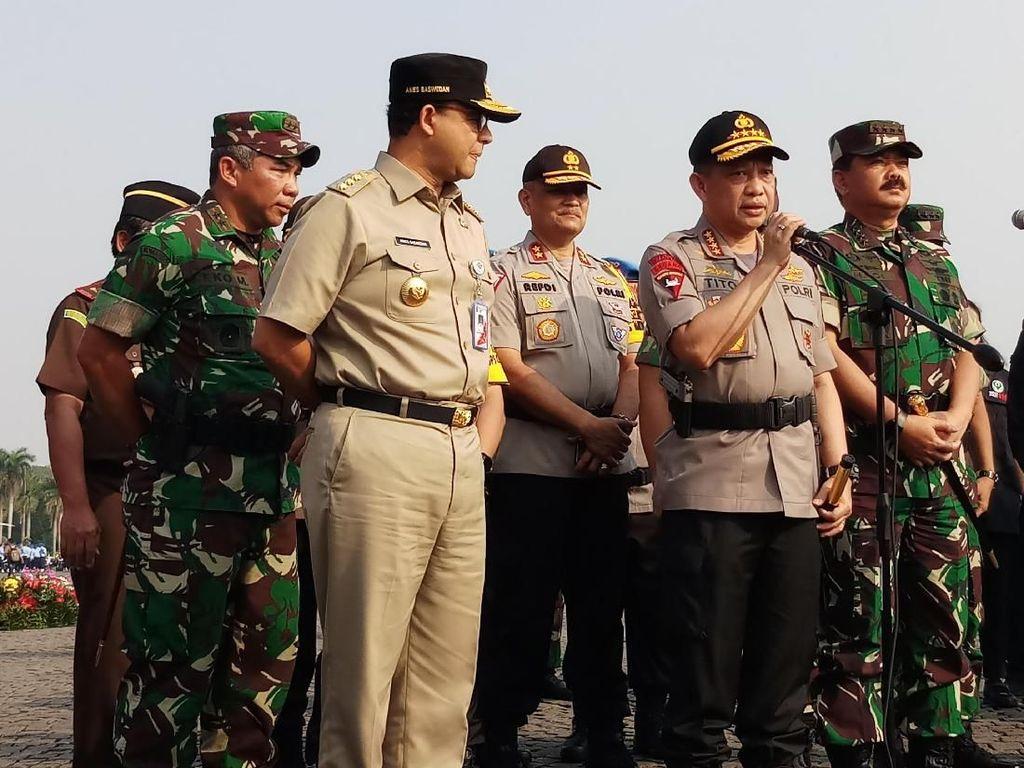 Kapolri Apresiasi Prabowo yang Imbau Pendukungnya Tak Datang Ke MK