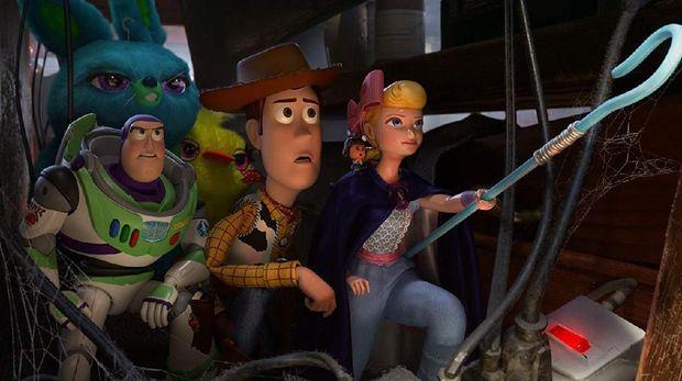 Cuplikan film Toy Story 4/