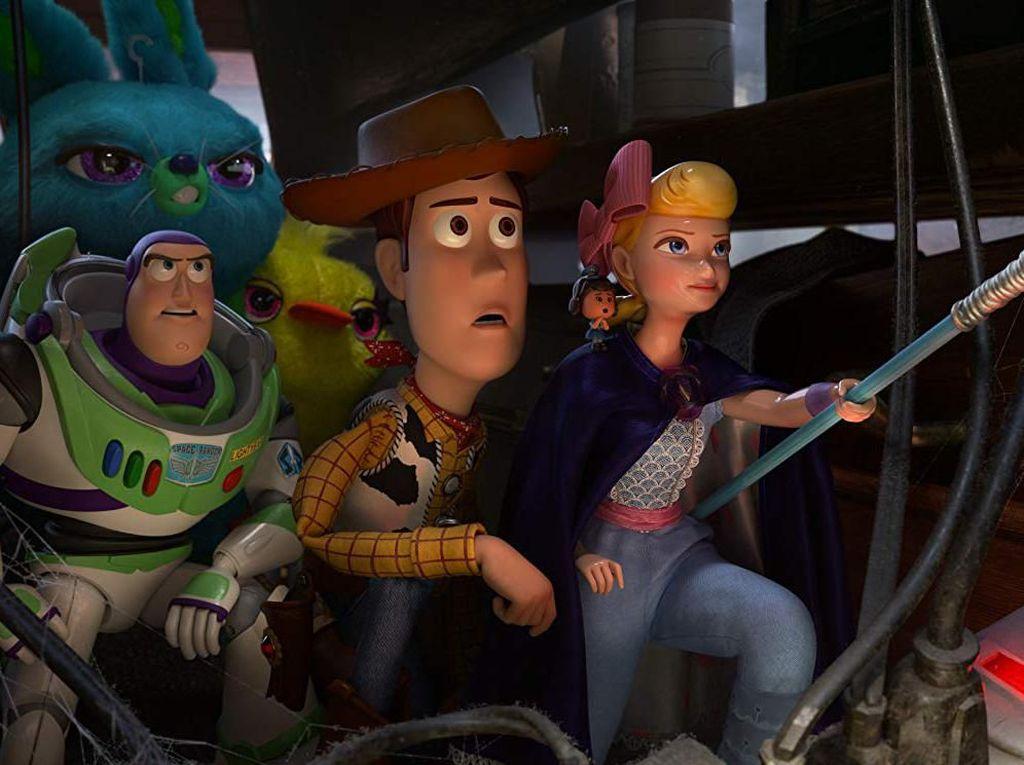 Ada Lebih dari 100 Animator di Balik Animasi Toy Story 4