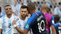 Mbappe: Messi Pemain Terbaik Tahun Ini