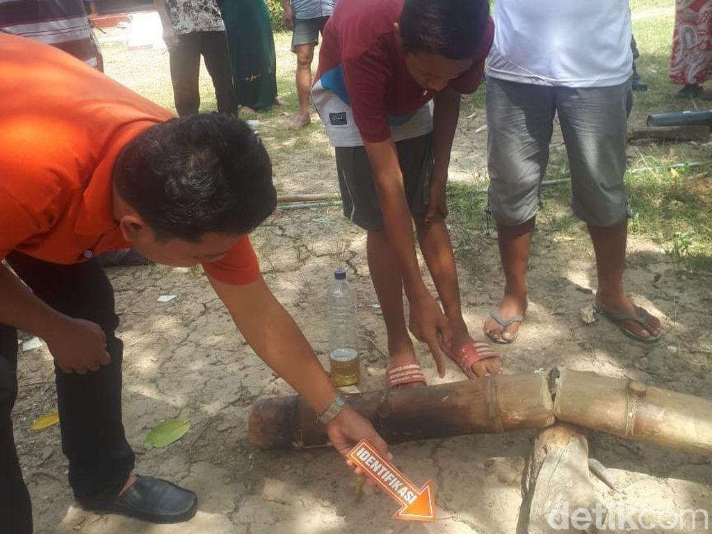 Bocah di Pati Terbakar Petasan Bambu, Keluarga: Murni Kecelakaan
