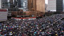 China Dukung Hong Kong Tunda Pembahasan RUU Ekstradisi