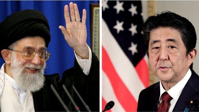 Berita Mengapa PM Jepang Shinzo Abe Berkunjung ke Iran Ketika AS-Iran Bersitegang? Jumat 20 September 2019