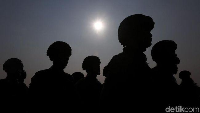 497 Polisi Disiagakan pada Malam Takbiran di Makassar