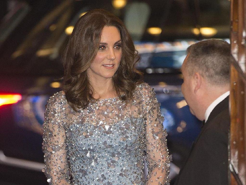 Dikira Putri Elsa Frozen, Begini Jawaban Kate Middleton