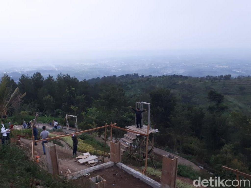 Foto: Pintu Langit di Jawa Timur