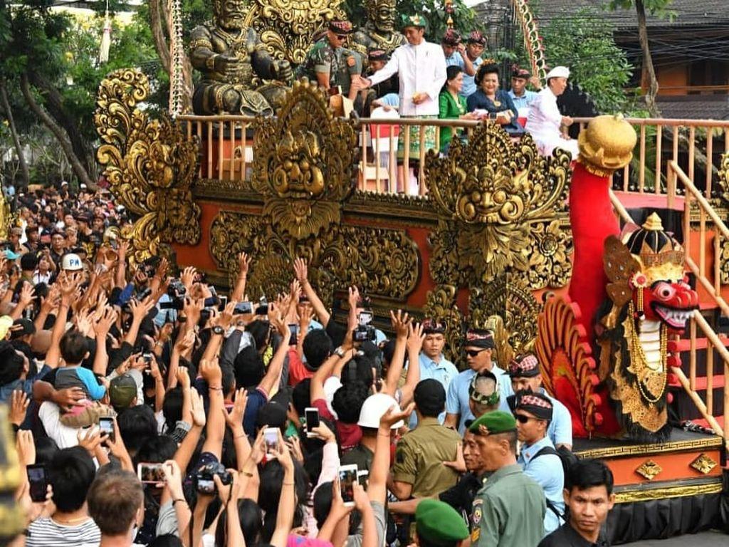 Dibuka Besok, Pesta Kesenian Bali 2019 Sudah Heboh di Medsos
