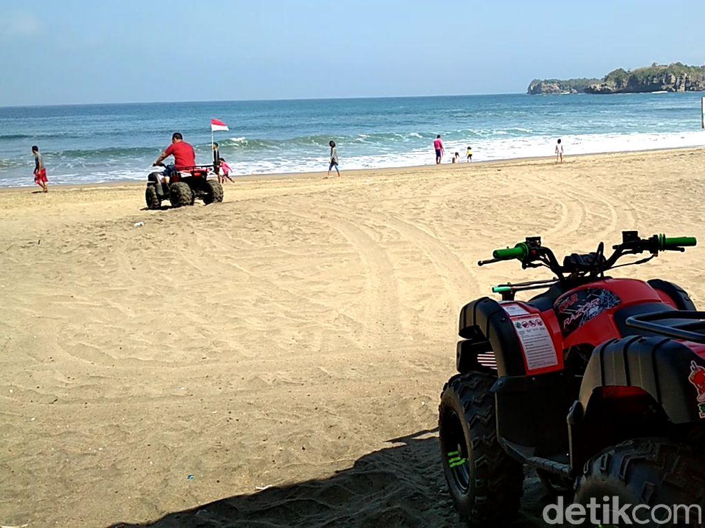 Penyewa ATV di Blitar Raup Omzet Puluhan Juta Selama Libur Lebaran
