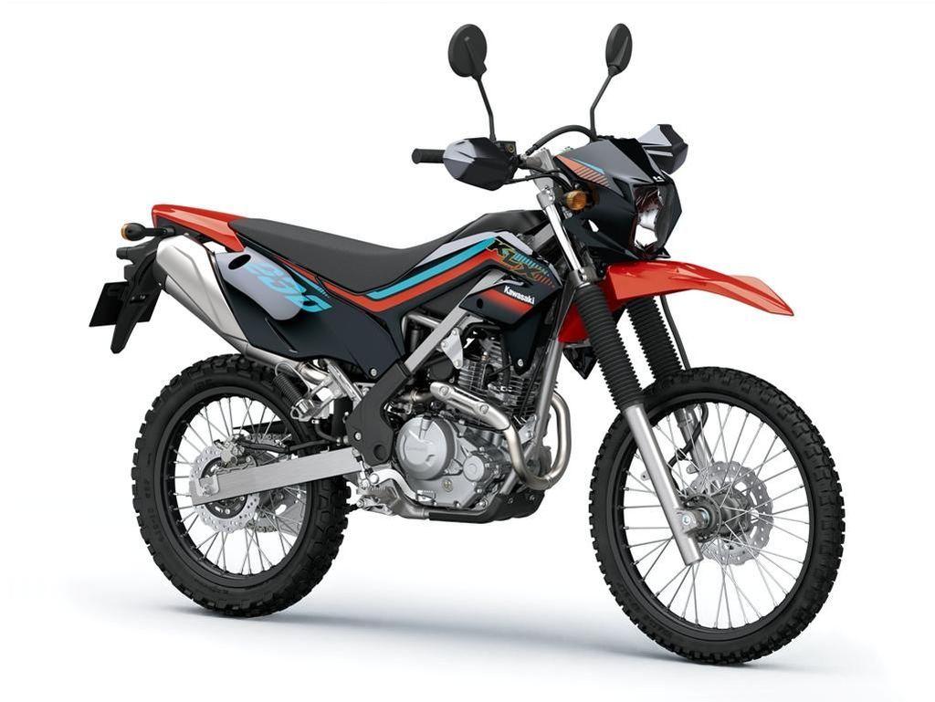 Melihat Lagi Spesifikasi Motor Trail Terbaru Kawasaki KLX230