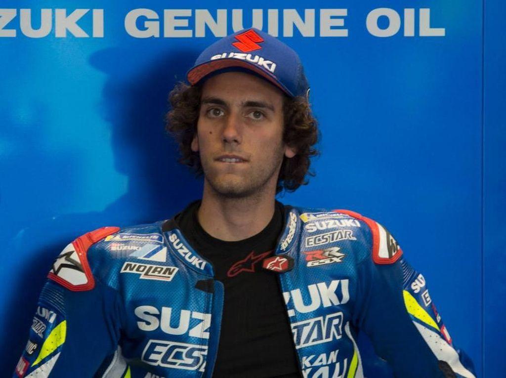 Alex Rins Antusias Tatap Balapan Kandang di MotoGP Catalunya