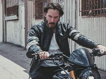 Marvel Ingin Punya Proyek Bareng Keanu Reeves