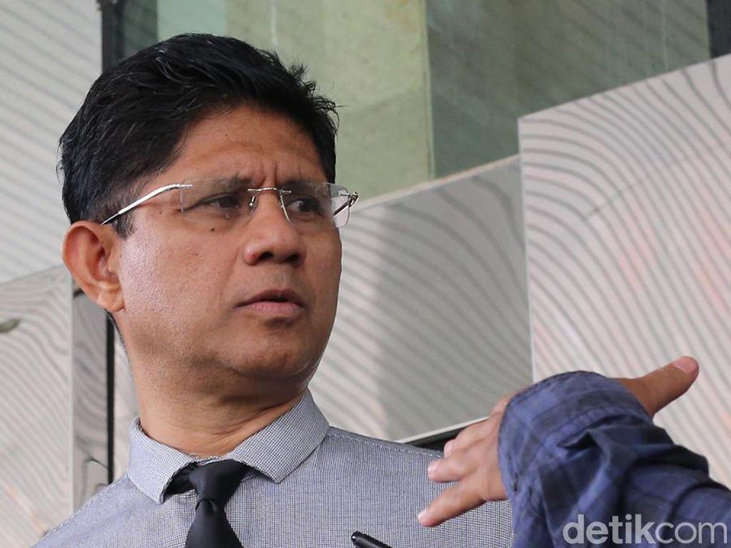 Disentil Ombudsman, KPK akan Perbaiki SOP Pengawalan Tahanan