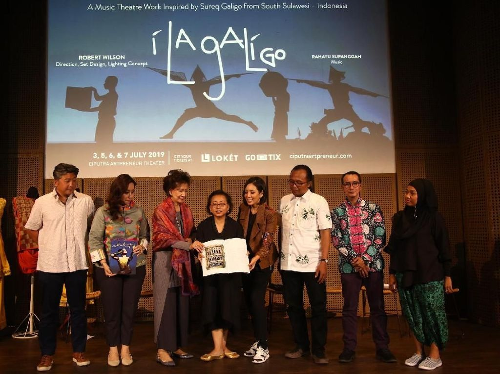 Ini Dia 4 Pemenang Kuis Pertunjukan I La Galigo, Cek Ada Nama Kamu?