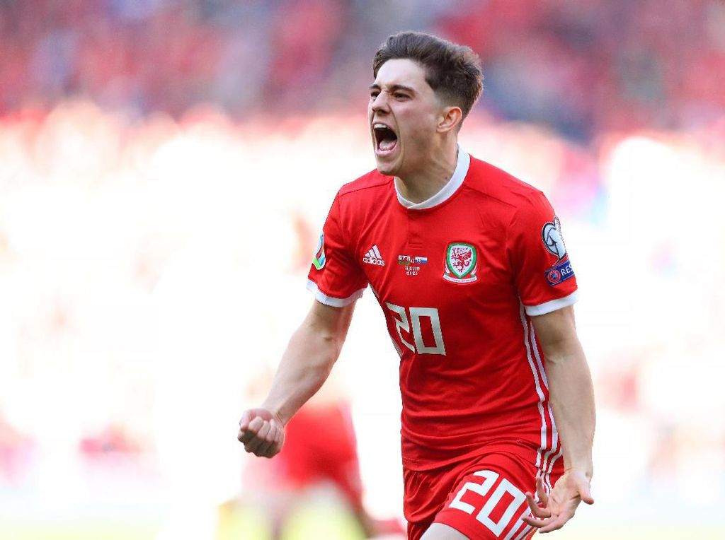 8 Fakta Daniel James, Rekrutan Baru Man United