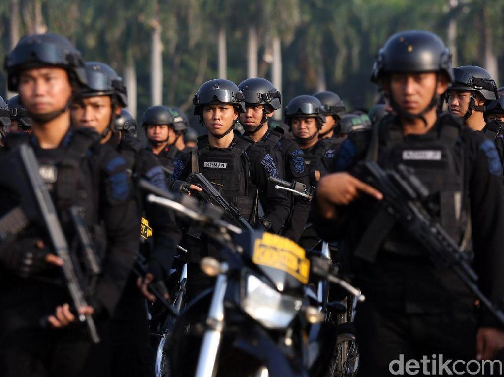 Polda Metro Siapkan 8.000 Personel Amankan Demo di Sekitar Istana