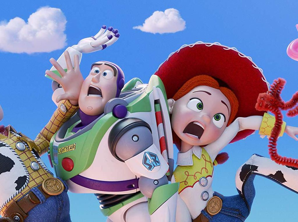 Fakta Unik Film Toy Story 4 yang Perlu Diketahui