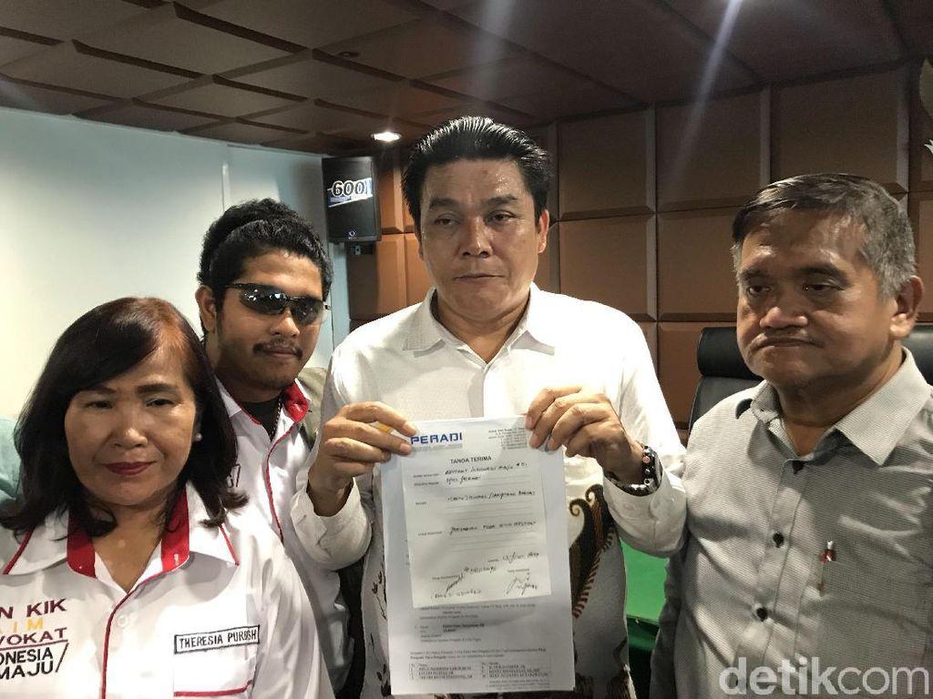BW Dilaporkan ke Peradi karena Diduga Langgar Kode Etik Profesi Advokat