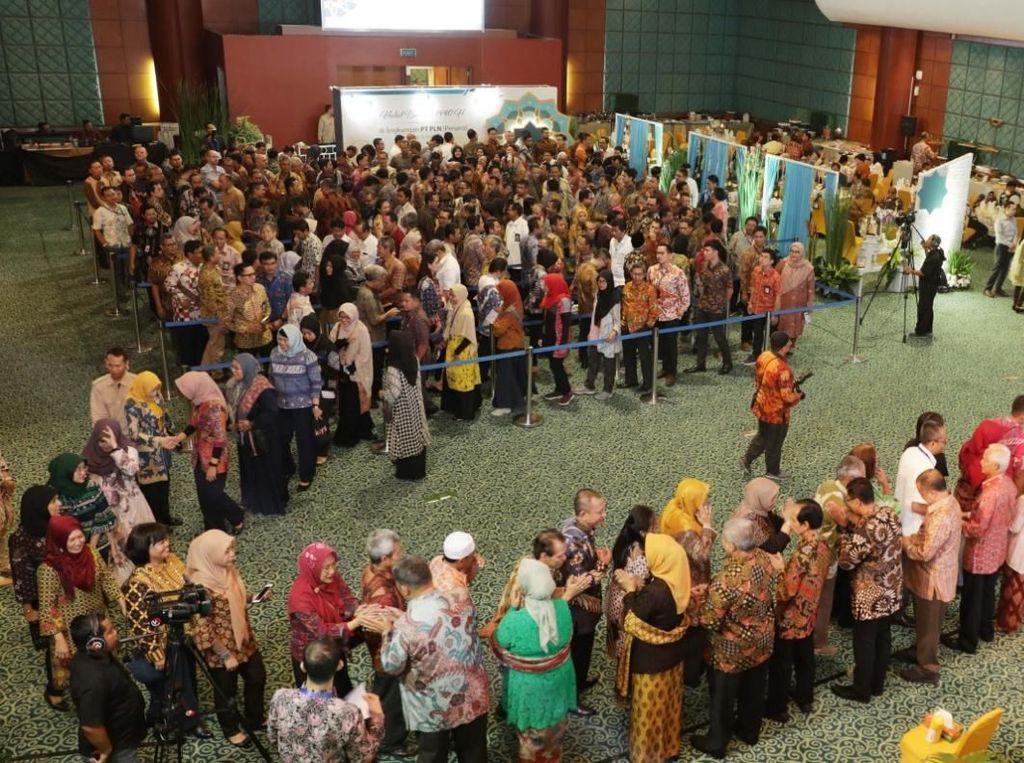 Pererat Silaturahmi, PLN Gelar Halal Bihalal