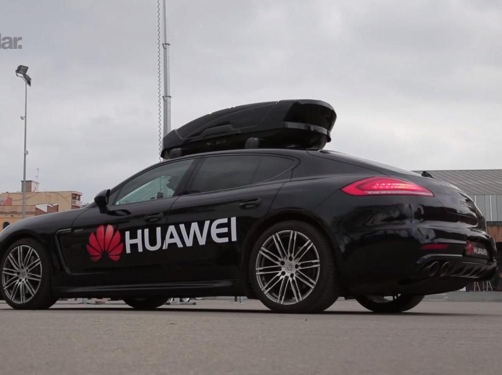 Mobil Otonom Huawei Bisa Mulai Mengaspal 2021
