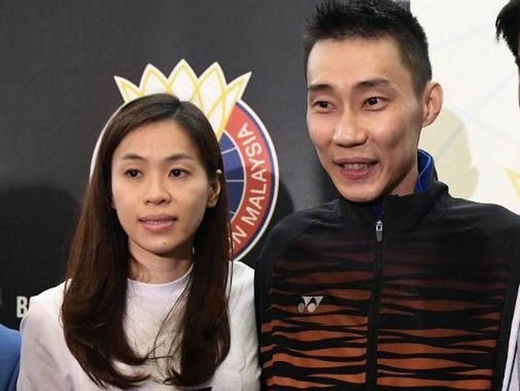 Pensiun, Lee Chong Wei Ajak Istri Bulan Madu