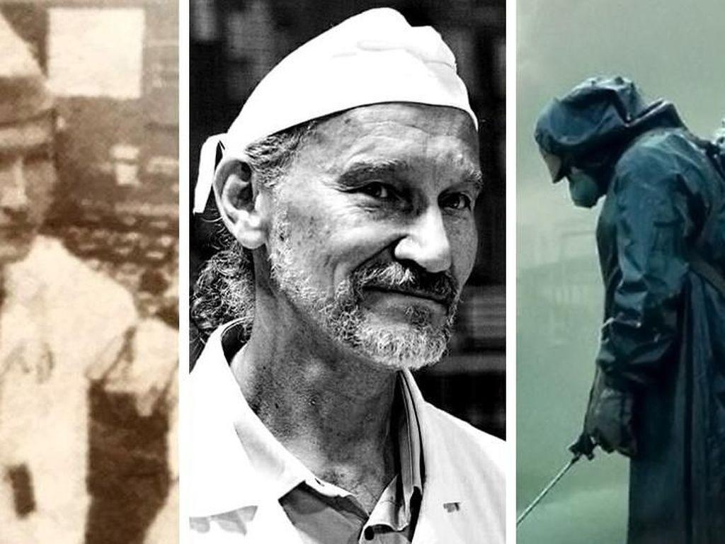 Kesaksian Penyintas Tragedi Chernobyl: Saya Lihat Sendiri Kehancurannya