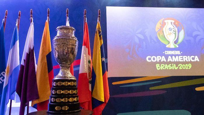 Copa America 2019 digelar, dimulai akhir pekan ini. (Foto: Buda Mendes / Getty Images)