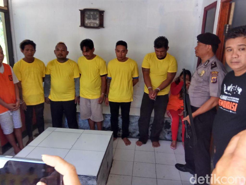 Sedang Hamil, Ibu Muda Jadi Komplotan Pencuri Sapi di Sulut