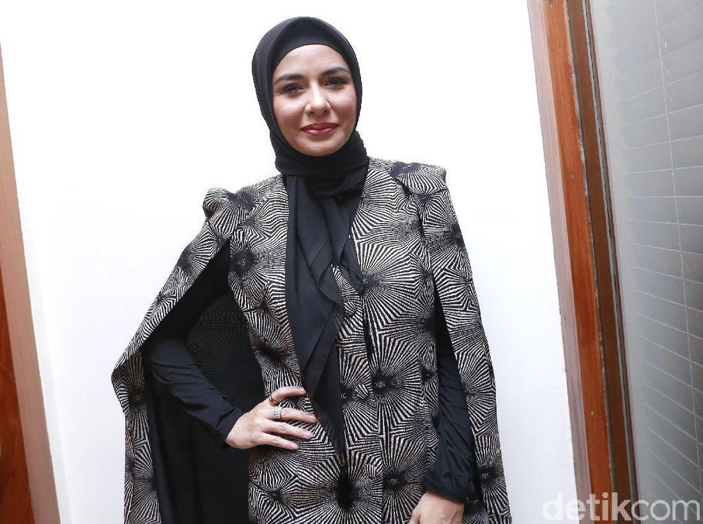 Meisya Siregar Mantap Berhijab Sejak 10 Hari Terakhir Ramadan