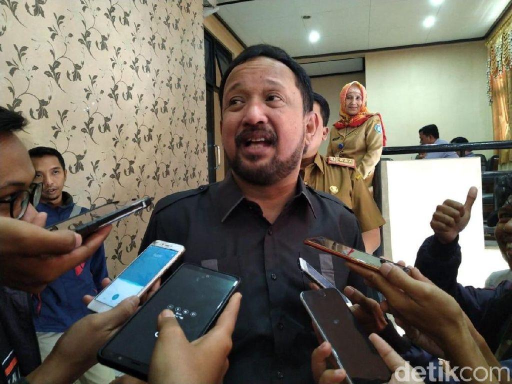 Jawaban Bupati Ipong Soal Tuntutan Pembatalan Pilkades di Desa Pager
