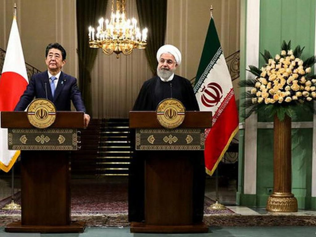 PM Shinzo Abe di Teheran: Jepang Ingin Bantu Redakan Ketegangan