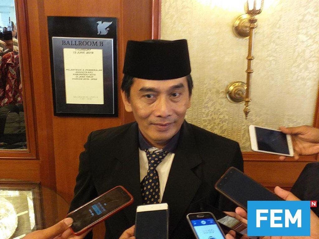 KPU Ajukan Anggaran Pilwali Surabaya 2020 Rp 85,1 Miliar