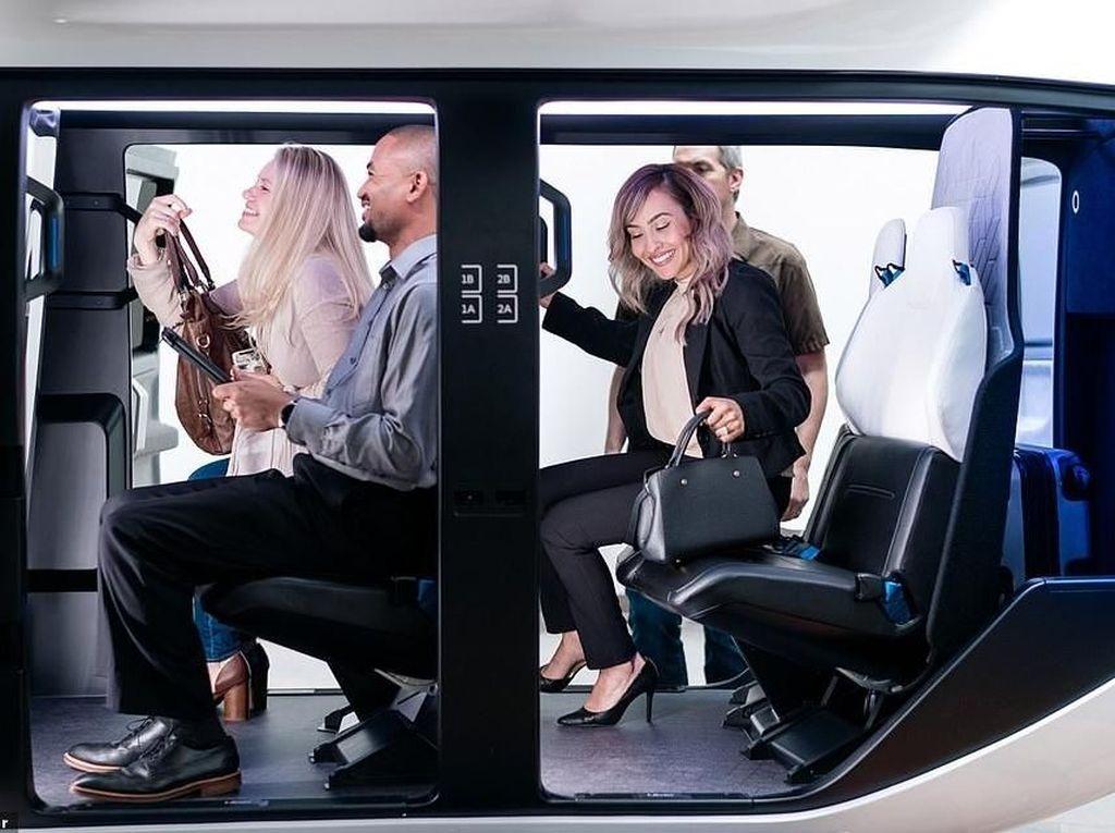 Uber Mau Jual Bisnis Taksi Terbang