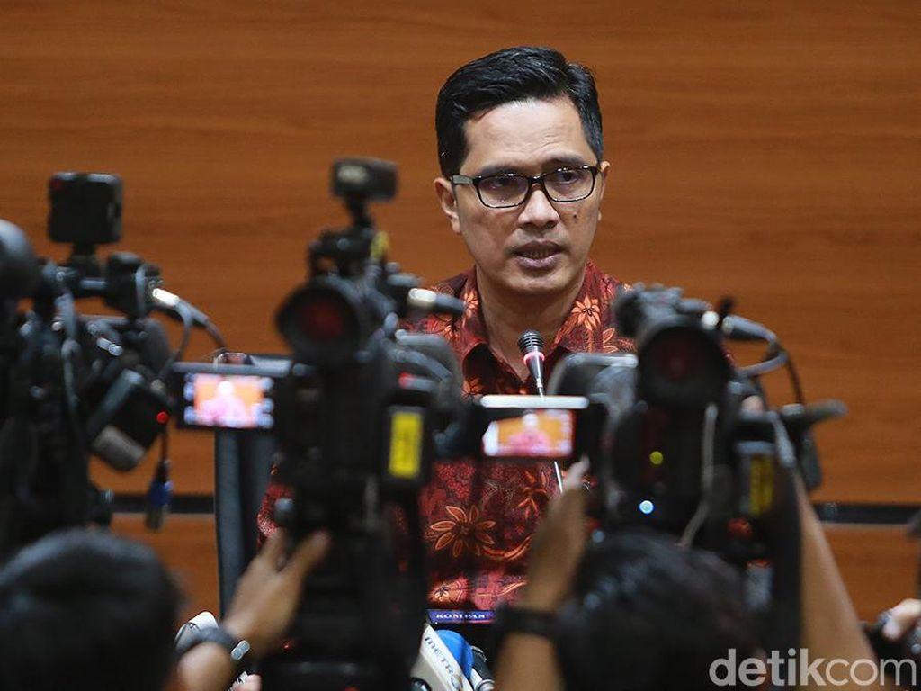 Kena OTT, Bupati Lampung Utara Dibawa ke KPK Lewat Selat Sunda