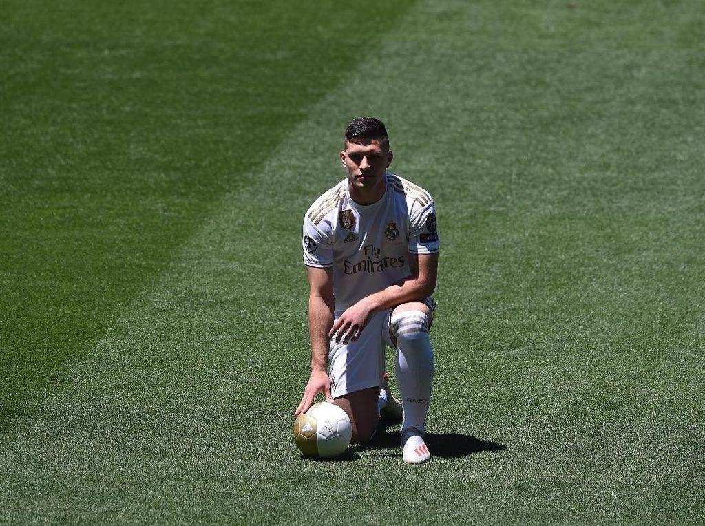 Sehebat Apa Jovic Sampai Dibeli Madrid?