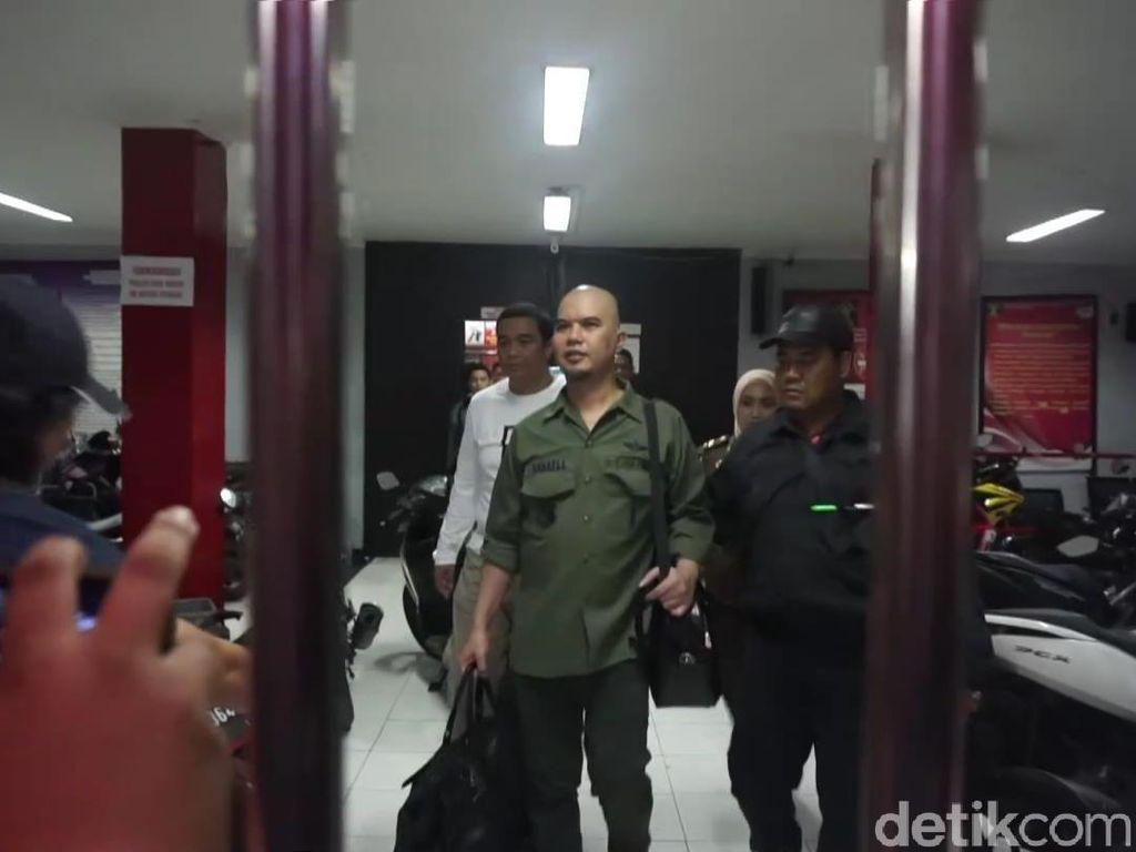 Di Rutan Cipinang, Ahmad Dhani akan Tempati Ruang Isolasi Dulu