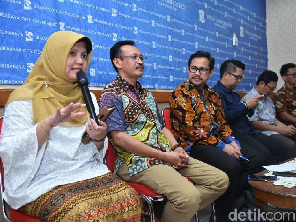 Dispendik Surabaya Buka Tes Potensi Akademik Jalur Zonasi Kawasan