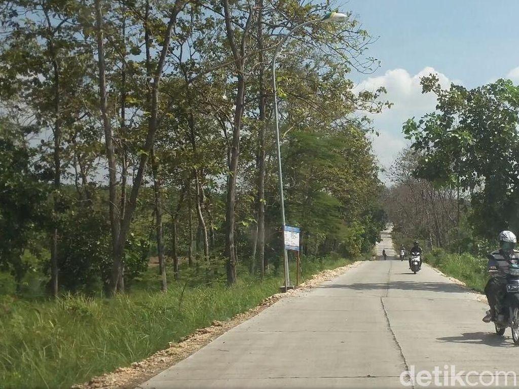 Perbaikan 126,63 KM Jalan di Bojonegoro Ditarget Rampung 2019