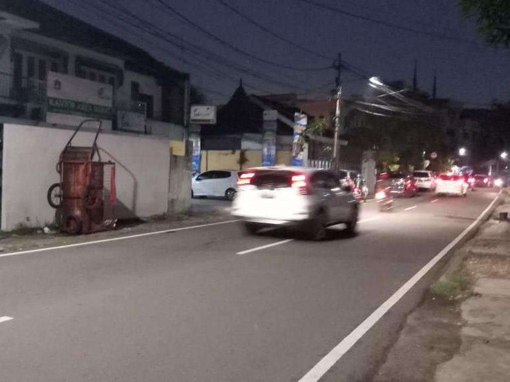 Cerita Saksi soal Aksi Koboi Pemobil di Jalan Alaydrus Jakpus