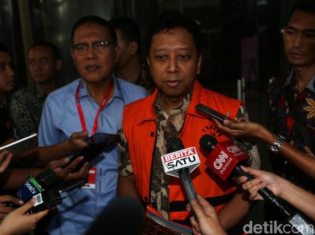 Video Rommy Bantah Titip Nama Haris Hasanuddin ke Menag