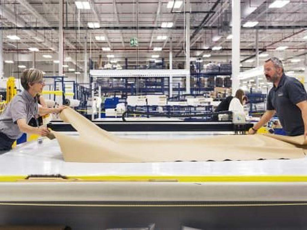 Pesawatnya Sempat Dipesan Garuda, Bombardier Kini PHK 2.500 Pekerja