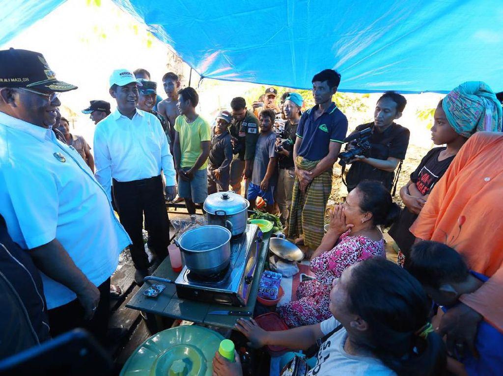 DPR Puji Langkah Kementan Bantu Korban Bencana