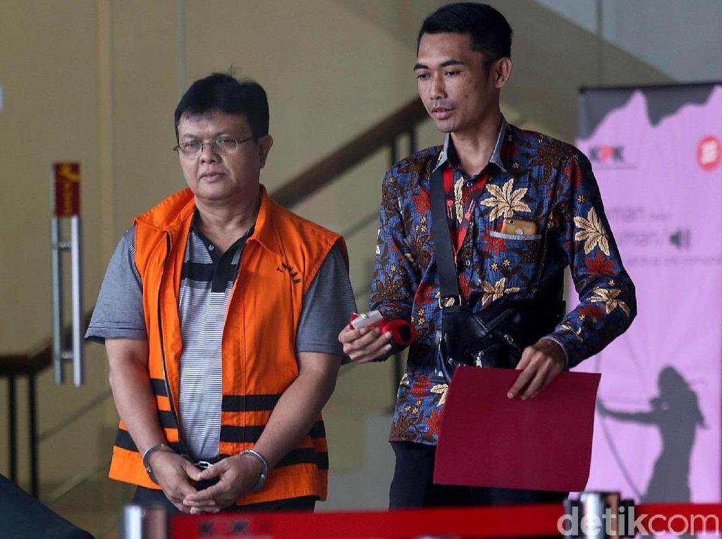 Hakim Lasito Kembali Diperiksa KPK