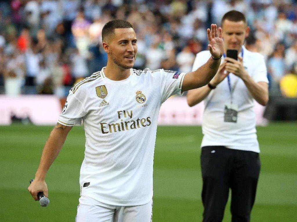 Lini Depan Real Madrid Penuh Sesak, Ada 11 Penyerang
