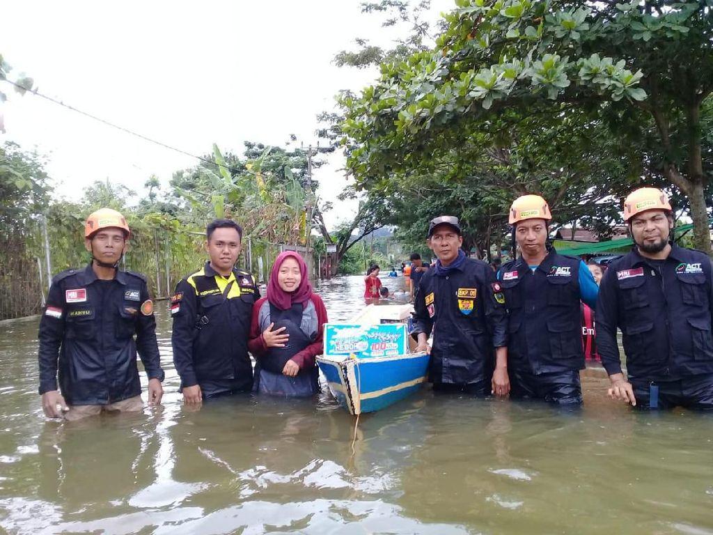 ACT: Korban Banjir Samarinda Butuh Perlengkapan Bayi