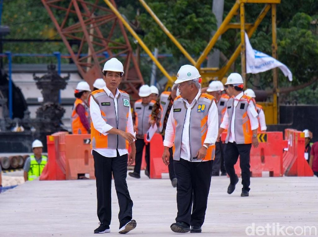 Ditargetkan Rampung Akhir Tahun, Pembangunan Waduk Muara Capai 80%