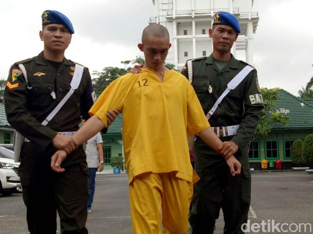 Proses Hukum Prada Deri Pemutilasi Fera Oktaria Dikebut