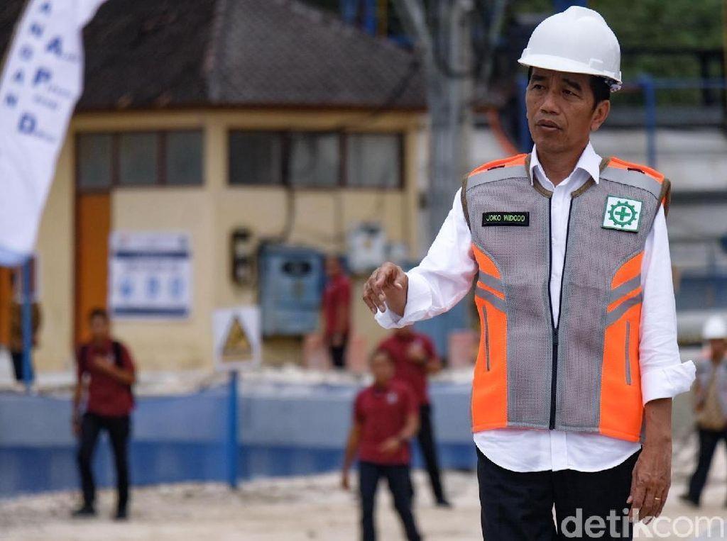 Jokowi Irit Bicara soal Sidang Gugatan Prabowo di MK